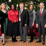 Image for the Tweet beginning: #HappyHolidays from Director Andrei Iancu