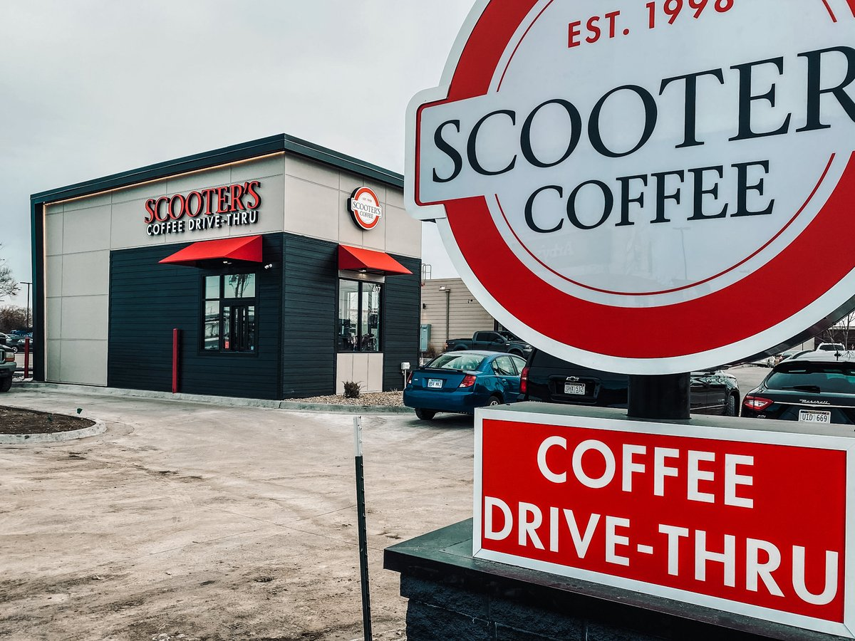 Scooter S Coffee On Twitter What A
