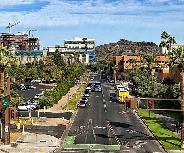 City Of Tempe Az On Twitter A Look Into The Asu Campus And Downtown Tempe From The Rooftop Patio Of The Graduate Hotel Tempeaz Ourtempe Downtowntempe Millave Millavenue Asu Arizonastateuniversity Https T Co Wtkqm0yt2d Https T Co Swfrs3eszh