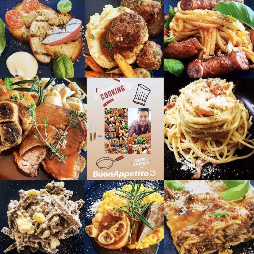 Hy there, I wish you all a Merry Christmas and a joyful Happy New Year I want to give you a BIG thank you for your likes&comments on my #Twitter  #ThankYou  #GrazieMille #Food #FoodLife #Kitchenlife #Chef - You Rock! <br>http://pic.twitter.com/JbTsMxJpuq