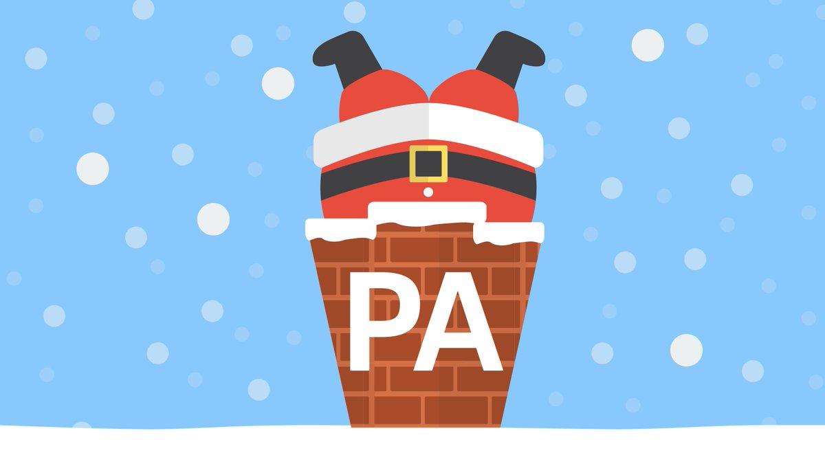 #MerryChristmas, Pennsylvania!