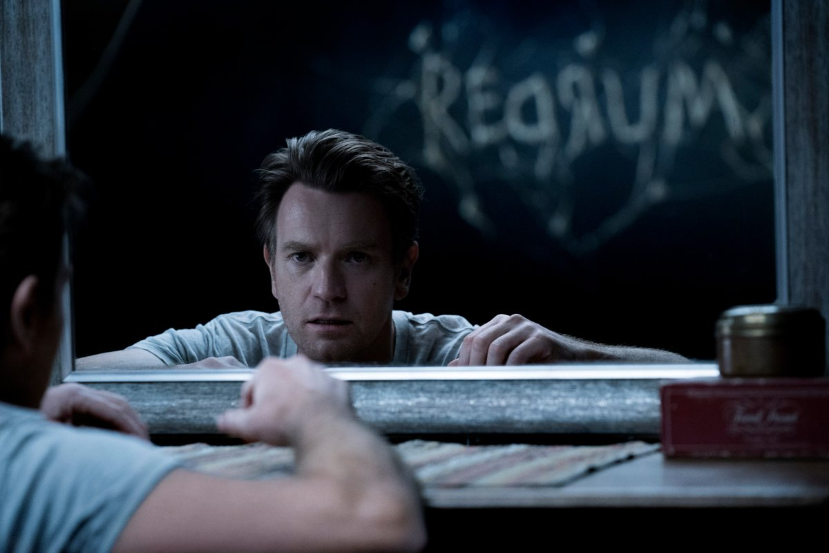 'It's dangerous for people who shine.' #DoctorSleepMovie