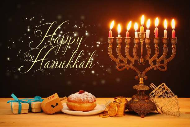 Wishing you and your family a very happy Hanukkah!