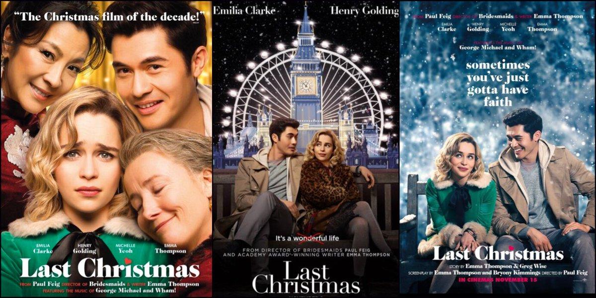 映画 ラスト クリスマス