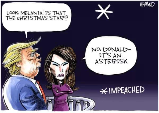 Behold, a marvel in the darkness. #MerryImpeachmas #Impeached45 #MondayThoughts #MondayNightMiracle @jilevin @docrocktex26<br>http://pic.twitter.com/YJzT4svigN