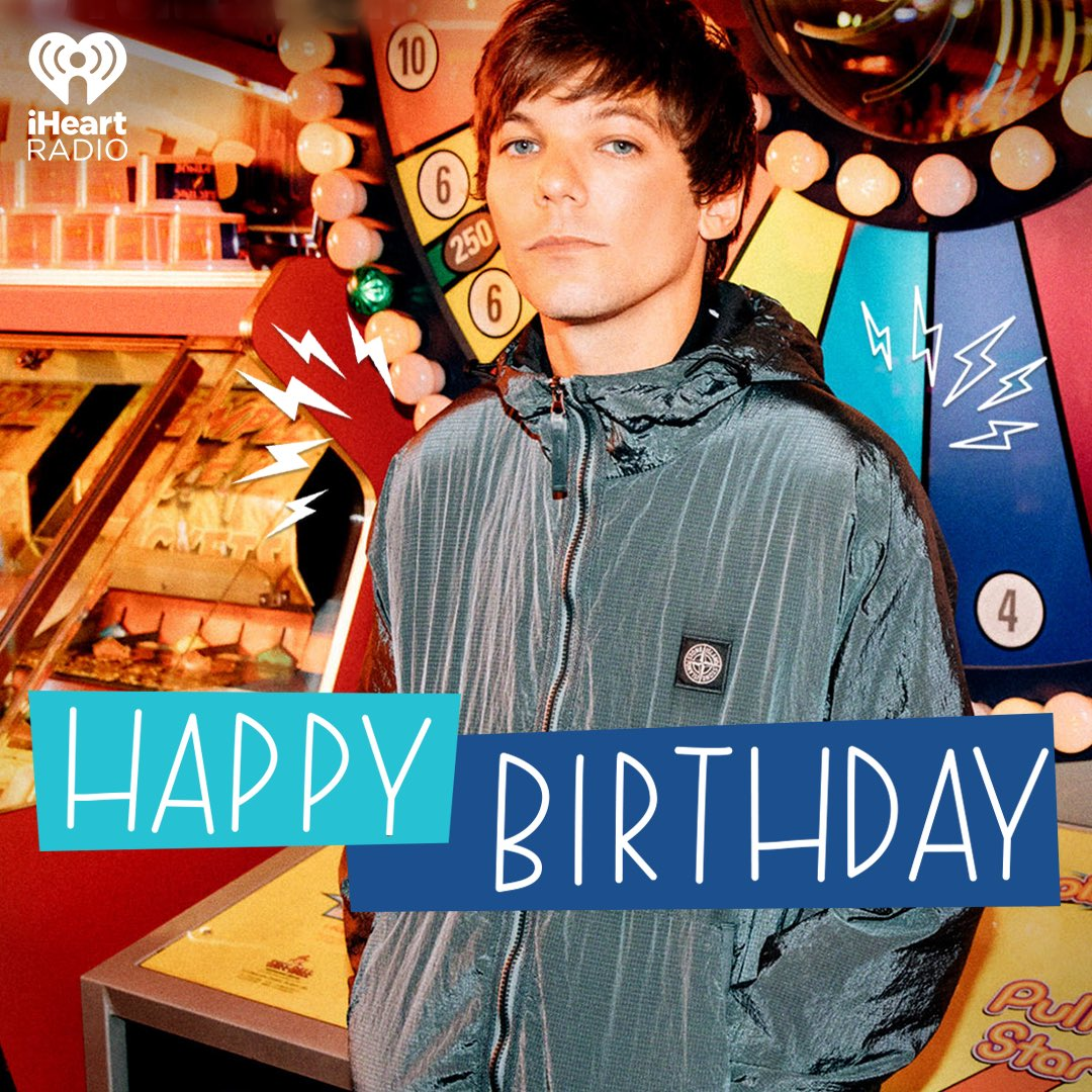 WE MADE IT! turns 28 today HAPPY BIRTHDAY LOUIS!