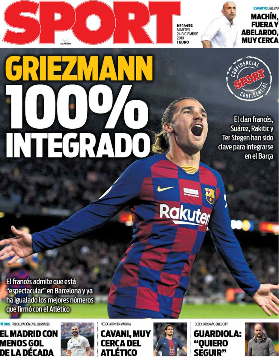 Les clés de l'adaptation enfin réussie d'Antoine Griezmann au Barça