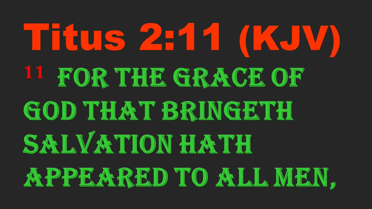 Ephesians 2:8 (#KJV) For by grace are ye saved through faith; and that not of yourselves: it is the gift of God:  #Jesus #God #Word #Truth #Bible #TuesdayThoughts #NYC #TuesdayMotivation #Tuesday #ChristmasEve #Christmas2019 #Salvation #NFL #Grace #MondayNightMiracle #Miracle #PA<br>http://pic.twitter.com/b2Js9o56In