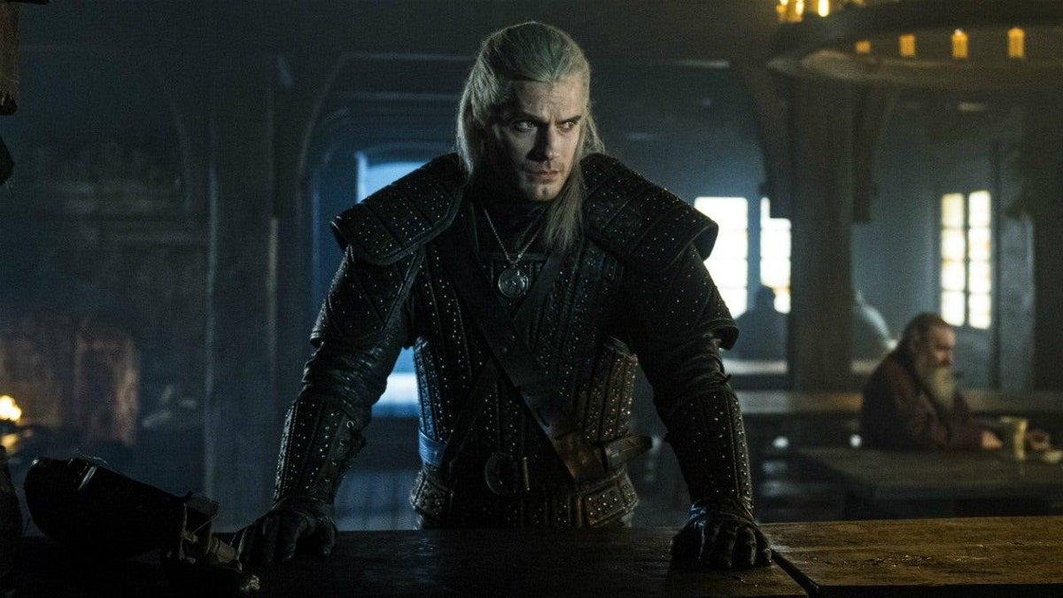 Ign On Twitter The Witcher Actor Henry Cavill Says He Kept