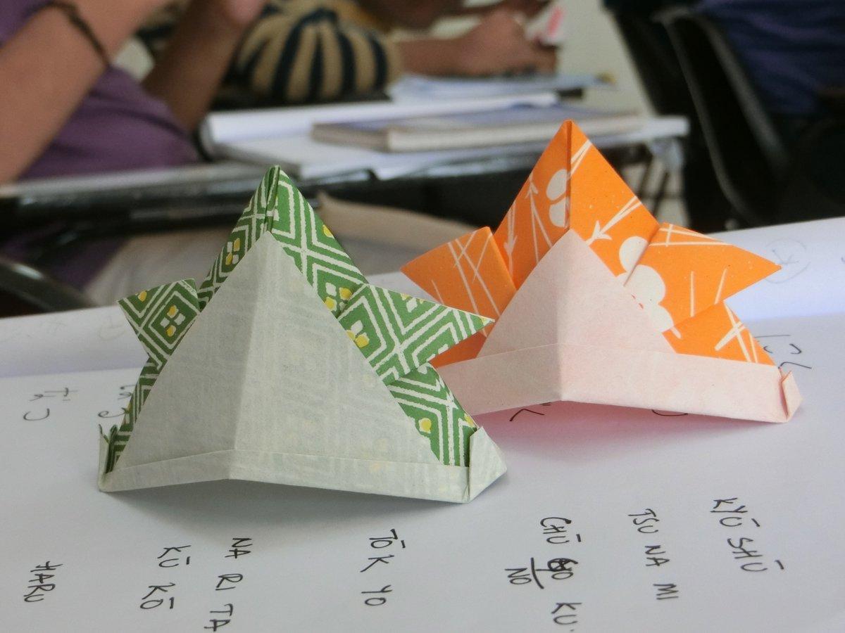 Samurai Hat – Origami Design – Papernautic | 900x1200