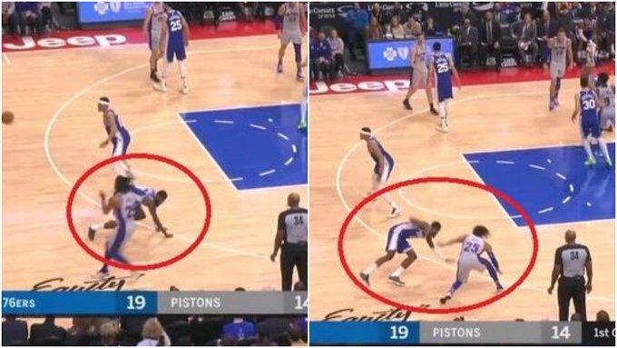 【影片】永遠的MVP!羅斯僅用跑動就終結對手腳踝,無球也能晃倒防守者!