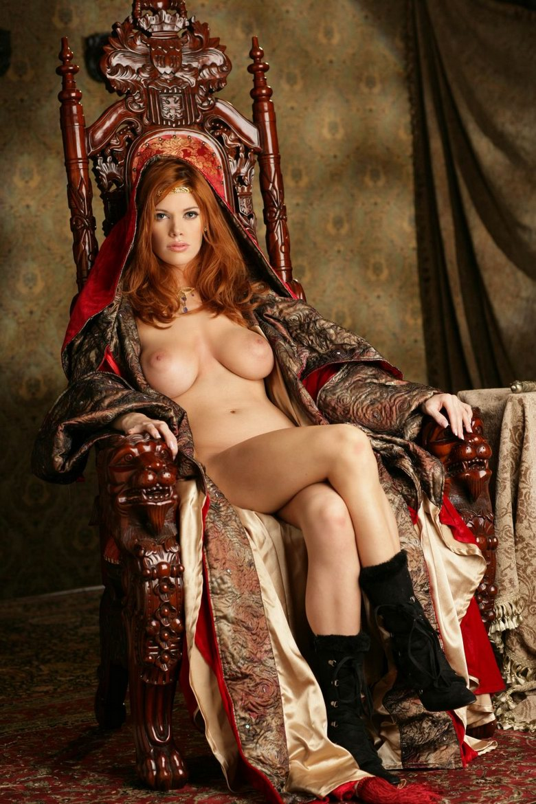 The White Queen Nude