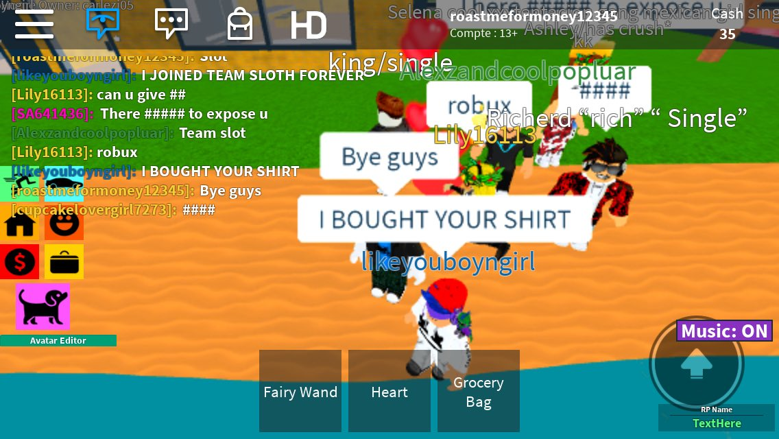 Buying Famous Roblox Youtubers Merch Tofuu Poke And Free Robux