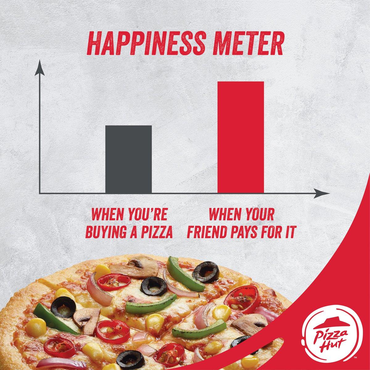 Dost ho toh aise varna naa ho PizzaHutJavenge TastiestPizzasAt99 https t.co skYfeWETfv