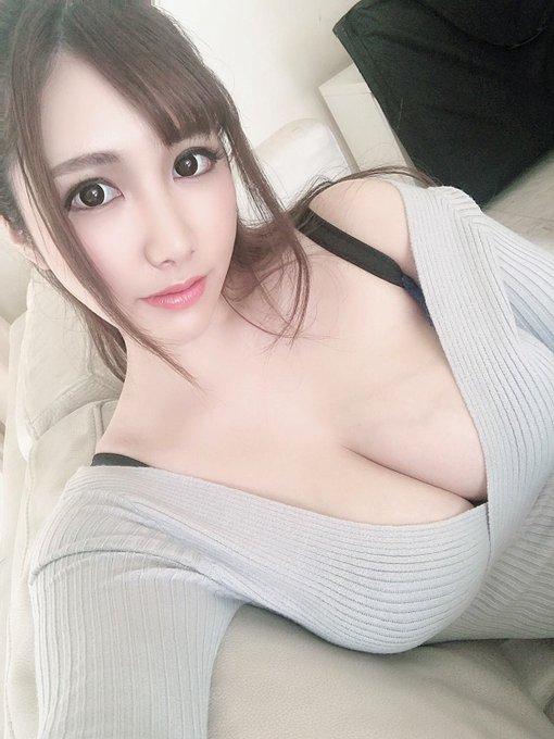 AV女優若月みいなのTwitter自撮りエロ画像59