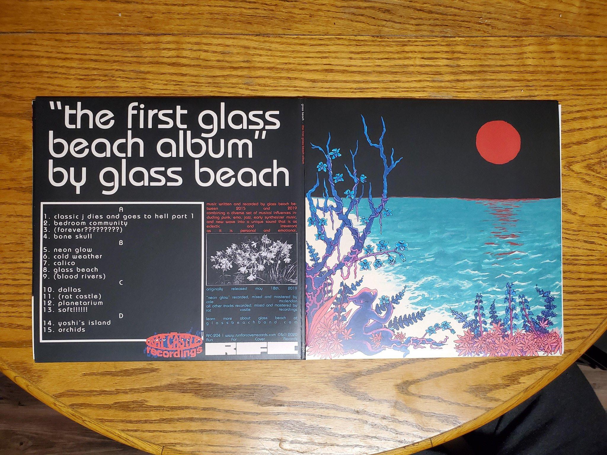 The First Glass Beach Remix Album V Tvittere The First Glass Beach Album On Vinyl