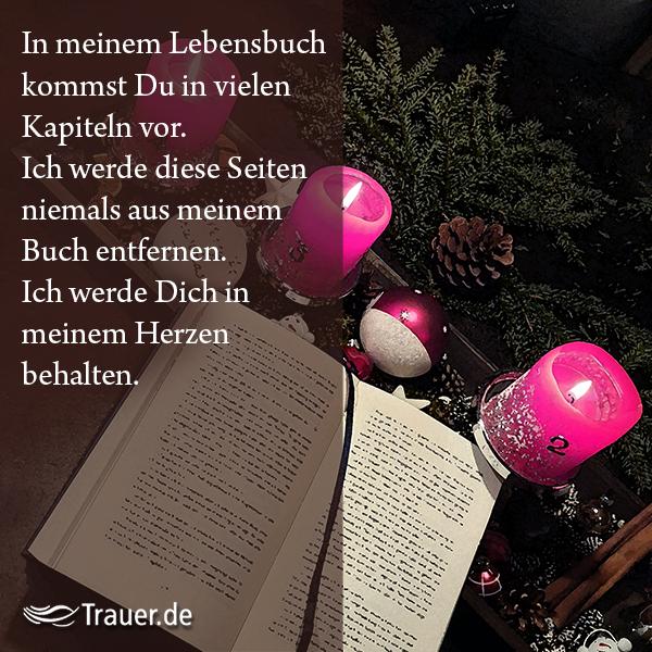 Ohne Dich wäre mein Lebensbuch nicht vollständig. . . . #wenntrauerspricht #trauer #abschied #dufehlst #immerimherzen #trauerarbeit #abschiednehmen #trauern #lebenohnedich #lebenundtod #ichvermissedich
