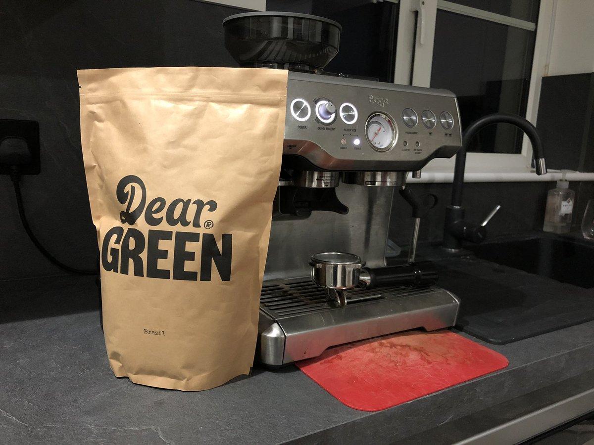 Dear Green At Coffeeglasgow Twitter