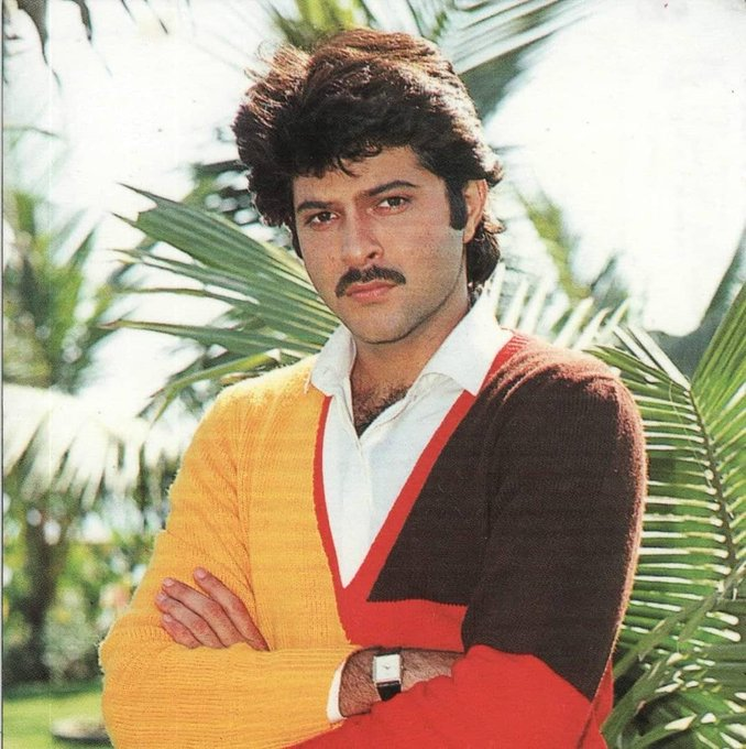 Happy Birthday to you youngest boy Mr. Anil Kapoor Ji