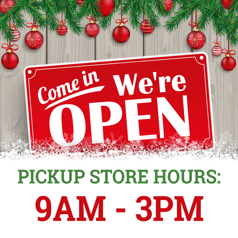 Need a last minute Christmas gift?🎁 Stop by our Pickup Store in Rush City, MN from 9am - 3pm today! We will be closed tomorrow for Christmas Day!🎄  #ridemorewaitless🚚📦🏍️ #denniskirk #christmaseve https://t.co/MaqlbhRkVp