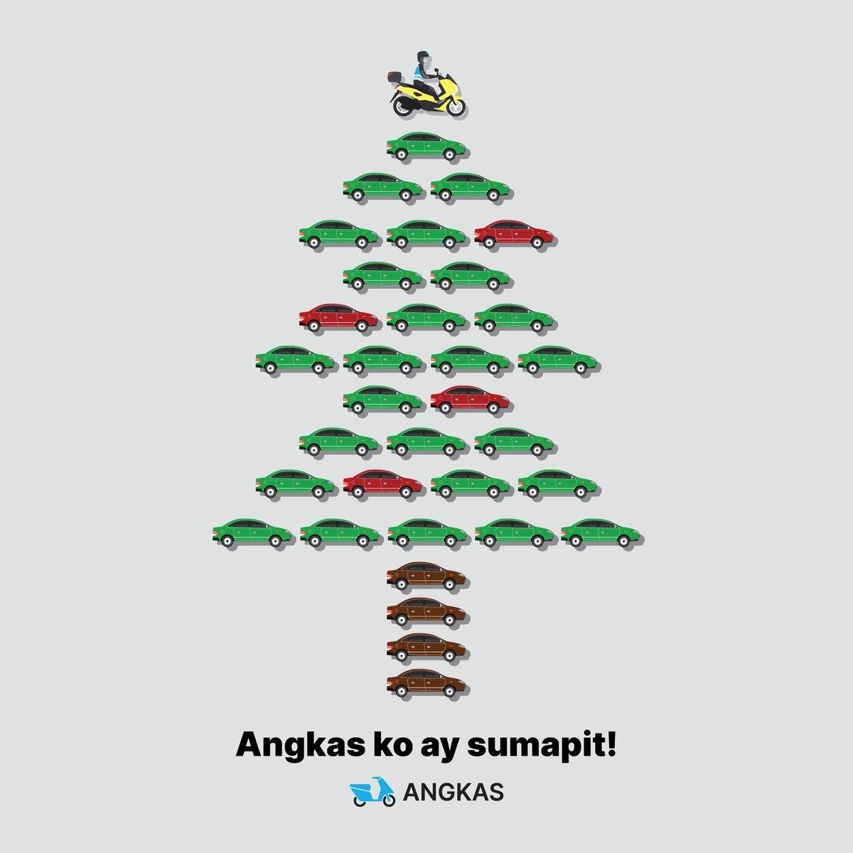 mEri xMas,,, mga panget! #SaveAngkas