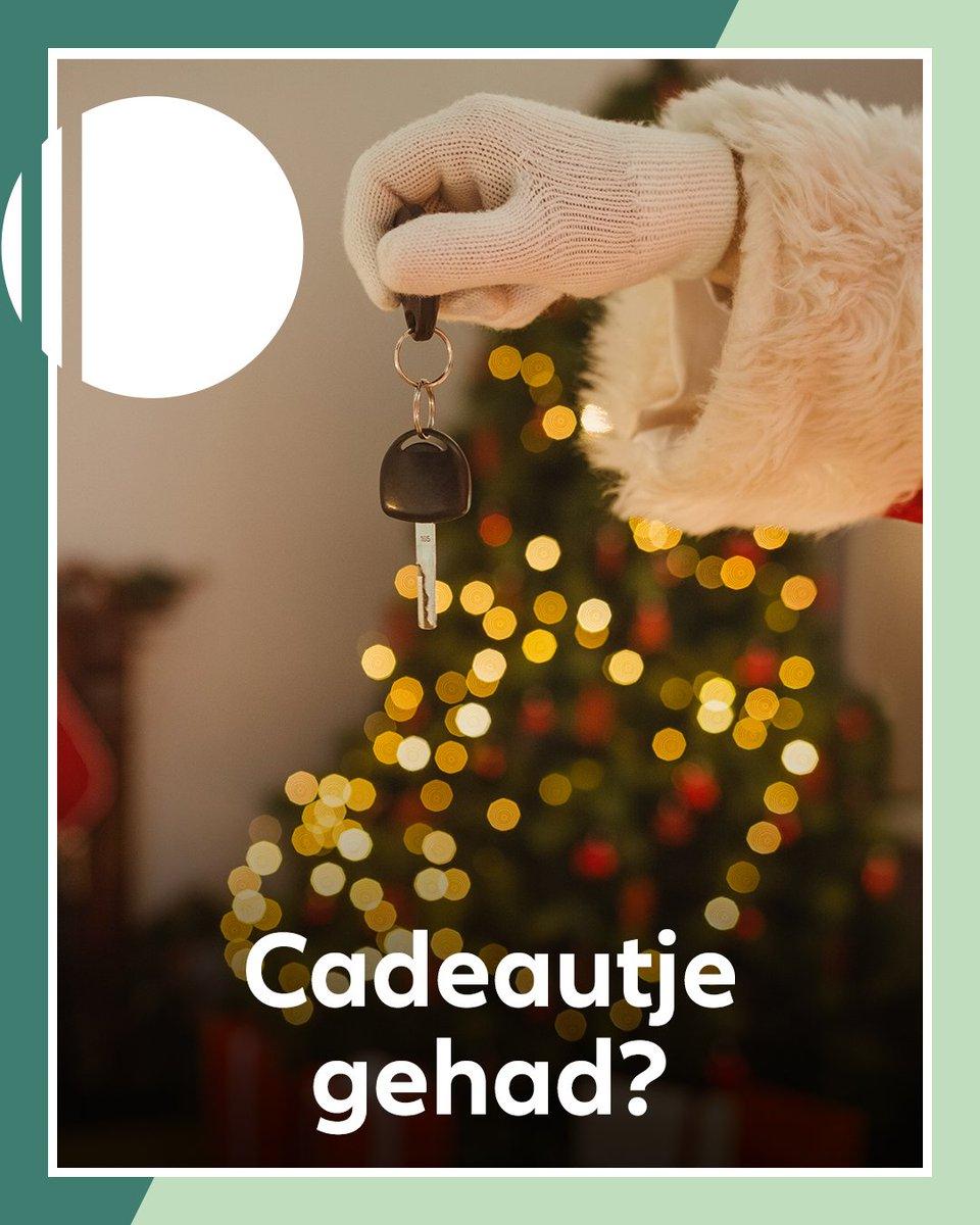 Is de kerstman langs geweest? 🎄🎅 Vergeet je dan niet te verzekeren! 🚗😉 https://t.co/CmWe0gbgUz #Kerst https://t.co/DOpKvAjQwM