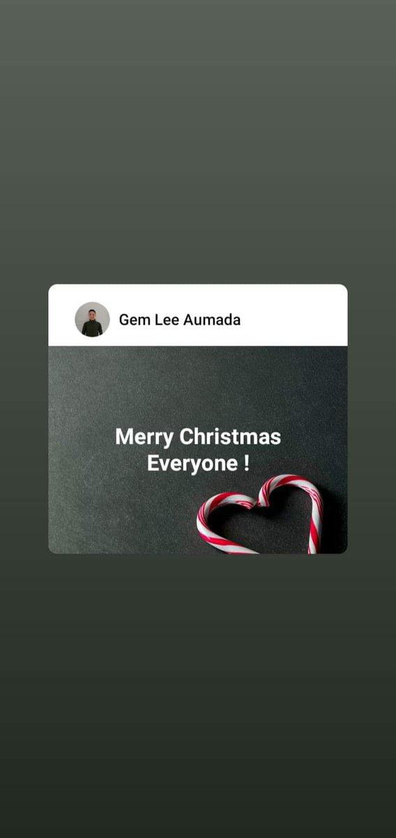 Merry Christmas Everyone! 💓💓💓