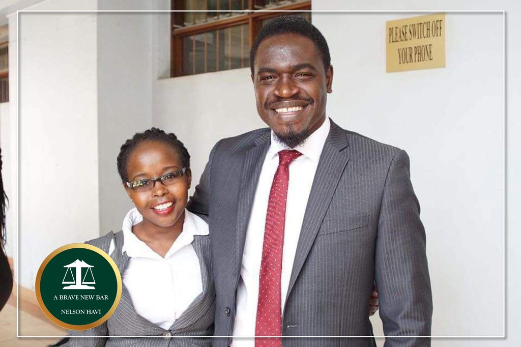 Nelson Havi On Twitter Ms Julie Soweto Ms Melissa Nga Ania And Madam Carolyne Daudi Kamende Are Amongst The Young Bold And Buoyant Lady Lawyers Who Will Not Shy Away From Doing The