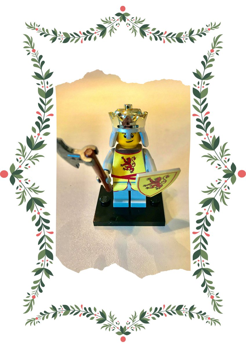 We've reached the last day of our #AdventCalendar! Day 24 is: KING ROBERT THE BRUCE. Victor of the Battle of Bannockburn, Bruce had been crowned in 1306 and led Scotland through years of war with England. Scotland finally regained independence in 1328; Bruce died in 1329. <br>http://pic.twitter.com/BEoKacNKcc