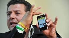 """Hugo Ospina, el flamante Líder de los taxistas, reconoce que """"hable con el presidente Uribe y acordamos intercambio de favores, acababan a Uber y nosotros no participamos del paro""""Ahora al """" señor"""" Opina, le incomodan las bicicletas, las patinetas eléctricas y las motos."""