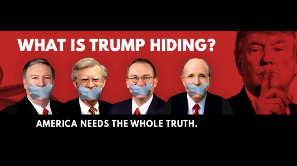 What Is Trump Hiding?