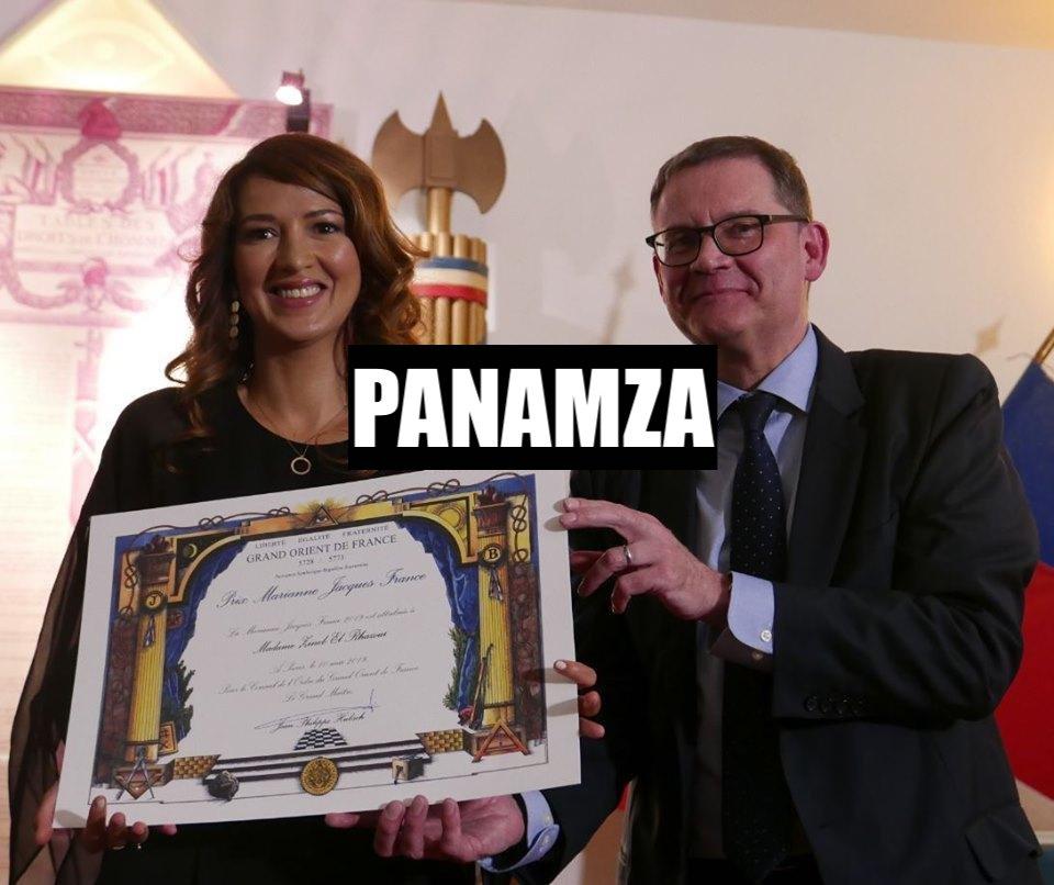 Elle crache sur l'islam : après les franc-maçons, les sénateurs déroulent le tapis rouge à  Zineb El Rhazoui