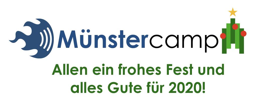 Münstercamp At Muenstercamp Twitter