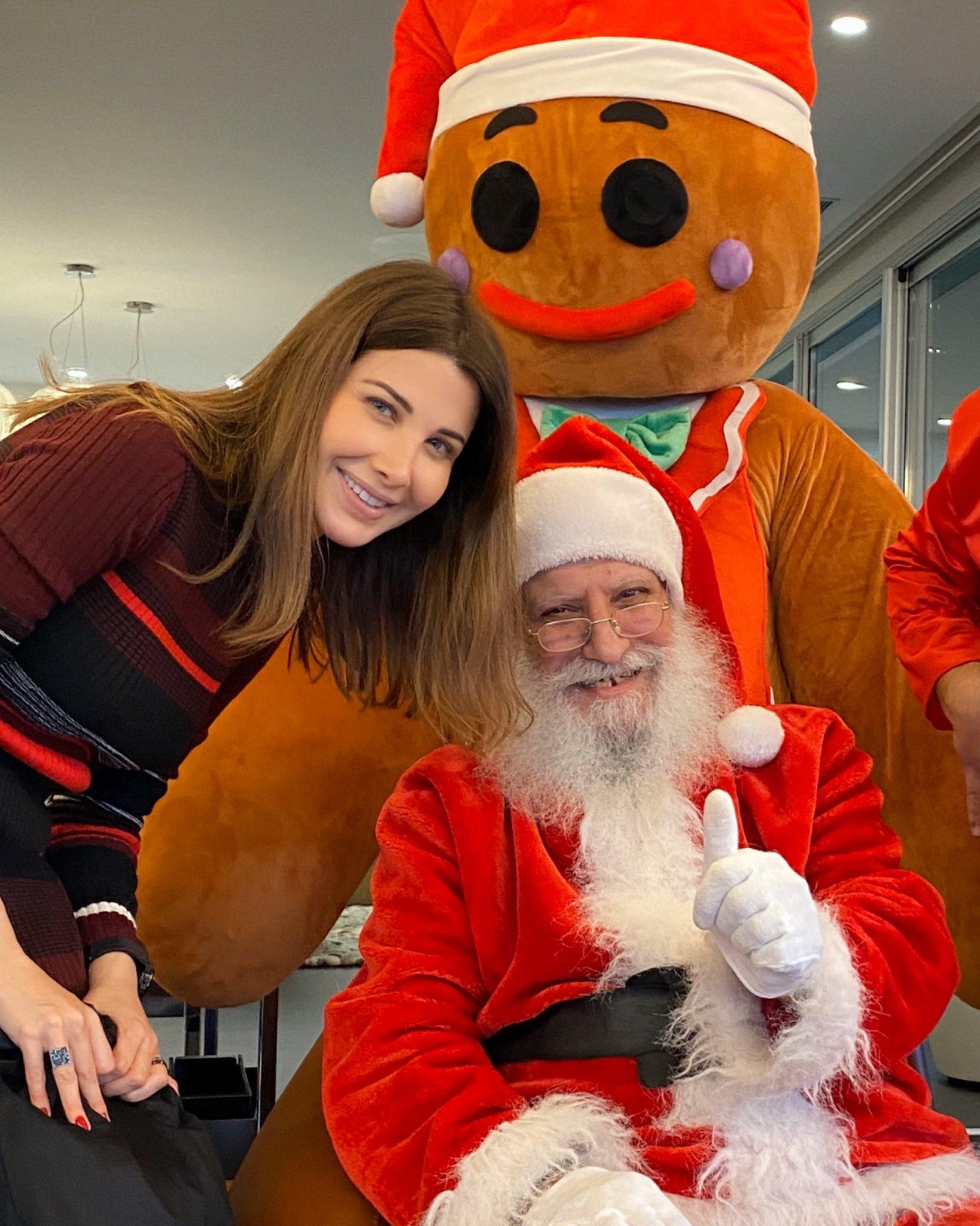Nancy Ajram On Twitter Merry Christmas Everyone