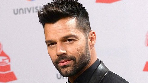Happy 48th birthday today to Ricky Martin! Born on December 24th, 1971.