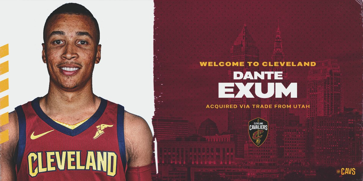 Cleveland Cavaliers On Twitter Official Cavs Acquire