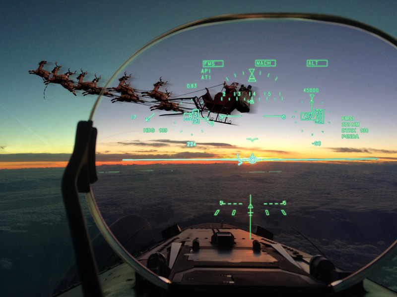 BREAKING: Statement from Station CO Gp Capt Harry Stashe Moments ago #RAFLuton scambled our Quick Reaction Airplanes after an unidentified aircraft entered our air space, Pilot Flt Lt Dave Blitzy Blitzen shot the aircraft down. A search is now on for the crew #Christmas