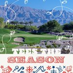 Image for the Tweet beginning: 1 day left until Christmas!🎁🎄⛳️