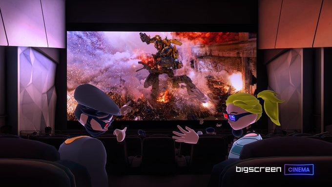 Bigscreen Cinema