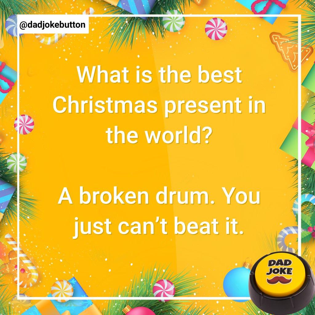 Follow @dadjokebutton  .  #dadjoke #dadjokes #jokes #joke #funny #comedy #puns #punsworld #punsfordays #jokesfordays #funnyjokes #jokesdaily #dailyjokes #humour #relatablejokes #laugh #joking #funnymemes #punny #pun #humor #talkingbuttonpic.twitter.com/nf6cCJPKgv