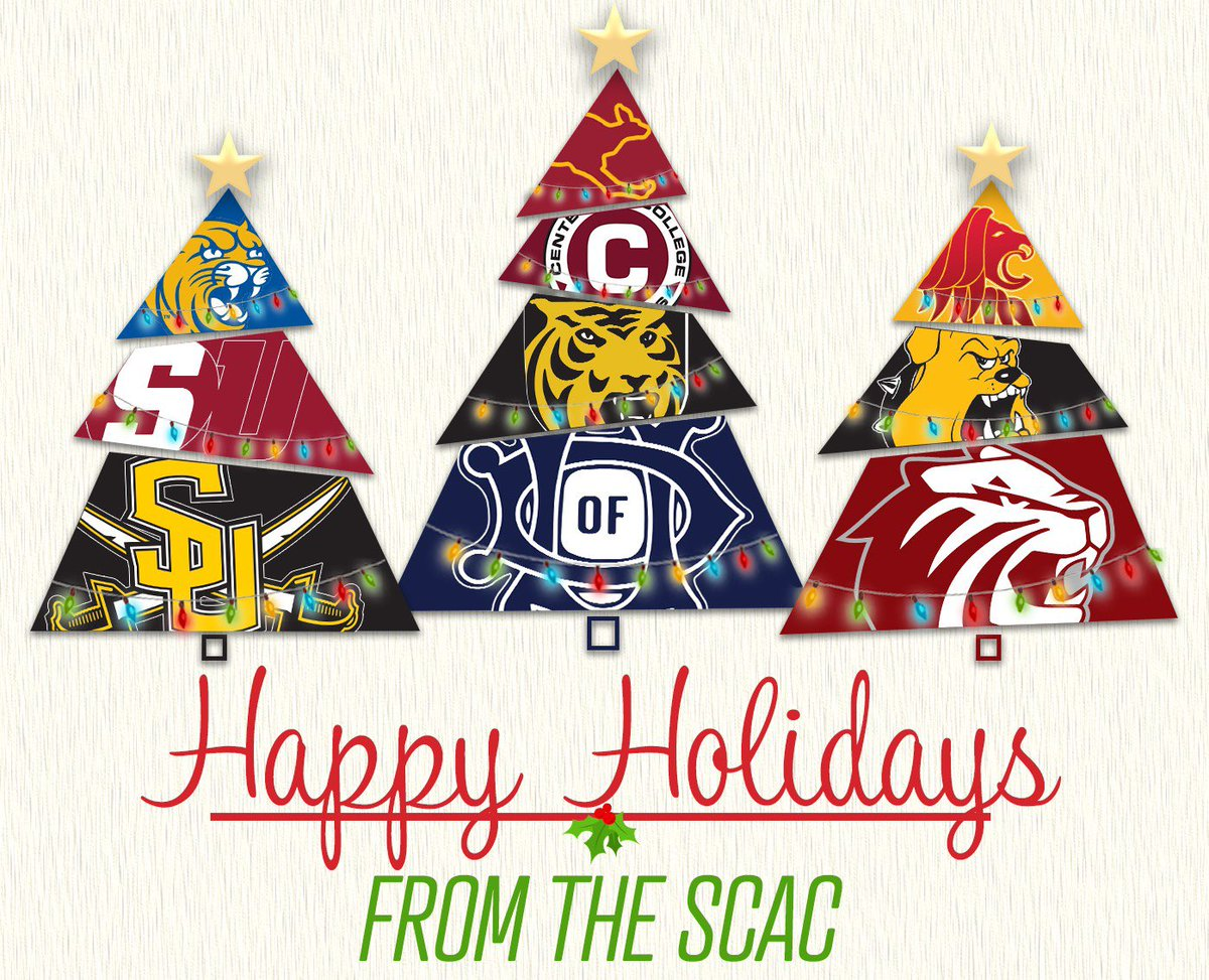 Wishing you a very Happy Holidays from our #SCAC family to yours!🎄 https://t.co/Wi6Q4iAoLC