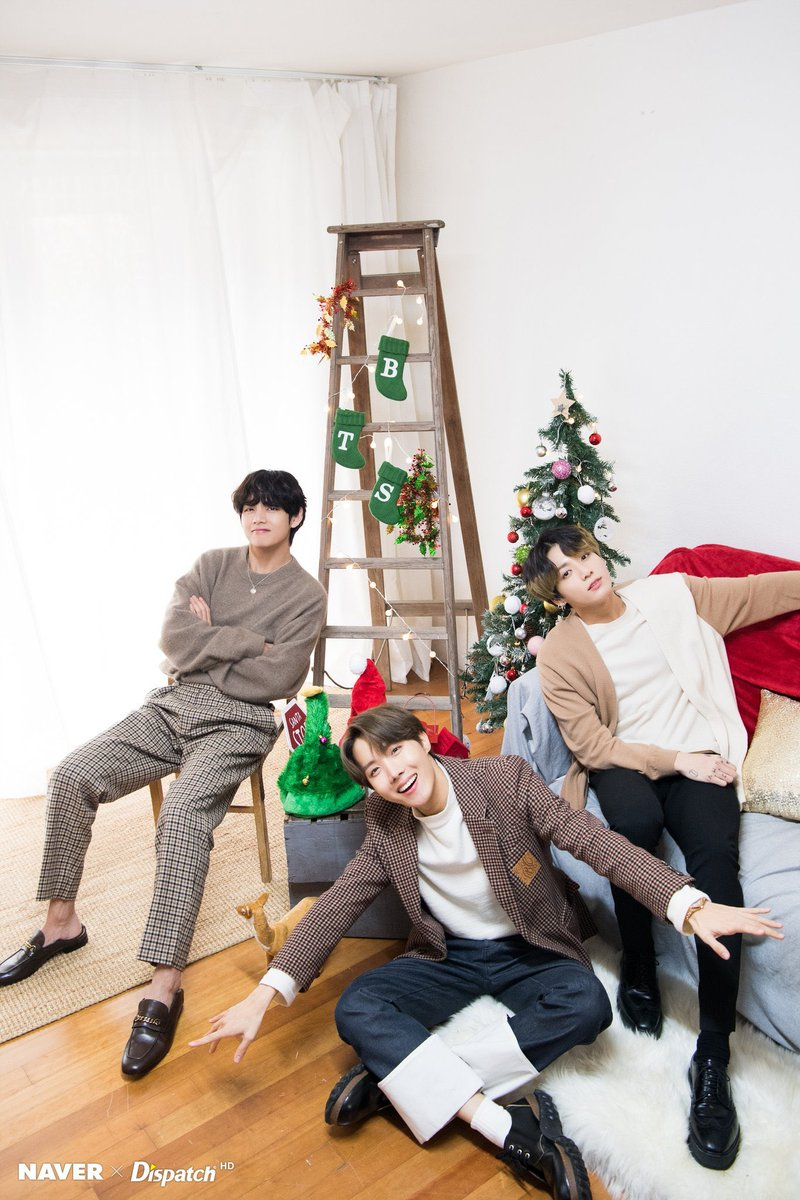 Bts Dispatch Xmas 2019 Allkpop Forums