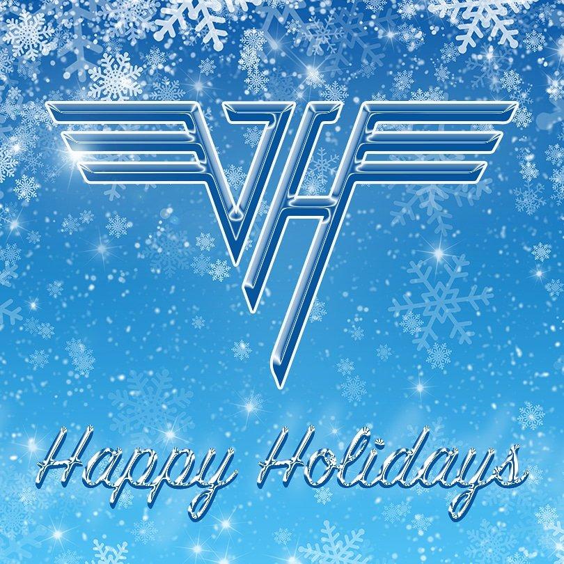 Happy Holidays! #holidays #holidayseason #HappyHolidays #happyholidays2019 #MerryChristmasEve #MerryChristmas2019 #December2019 #music #band #rocknroll #Rock #love #family