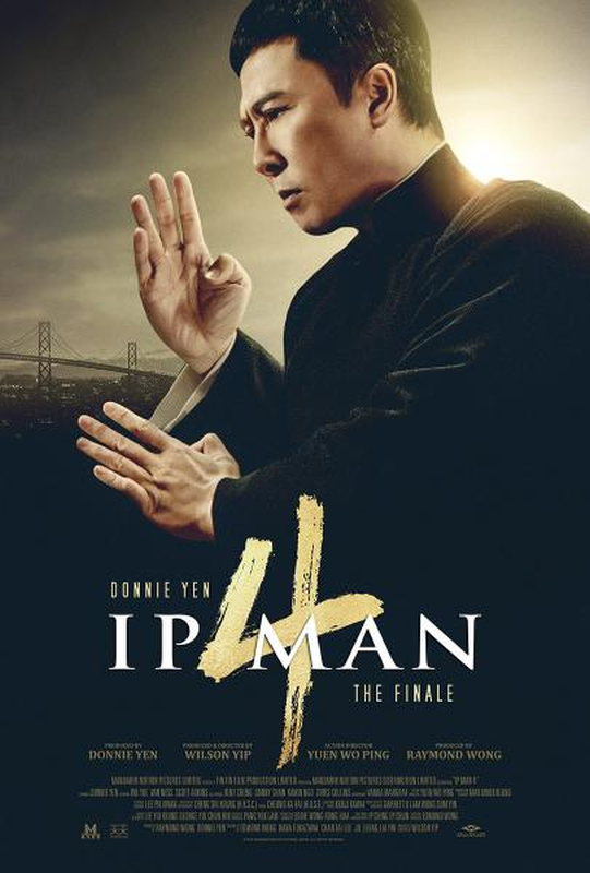 Ip Man 4: The Finale Trailer Featuring Donnie Yen