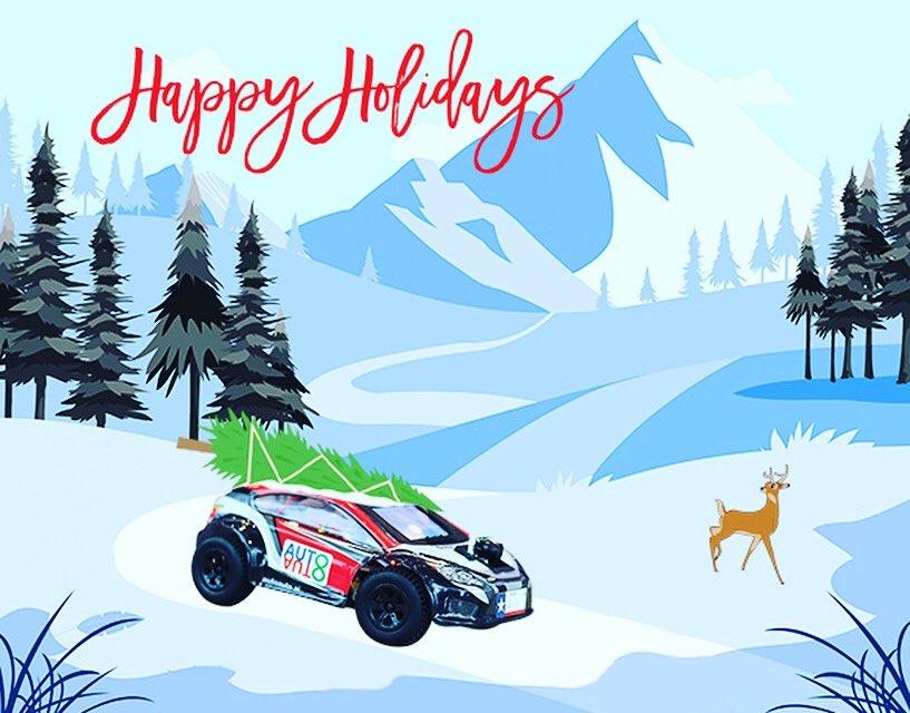 Merry #Christmas & Happy #Holidays!! ☃️🎄💫❄️ #ChristmasEve #DriveYourWonder
