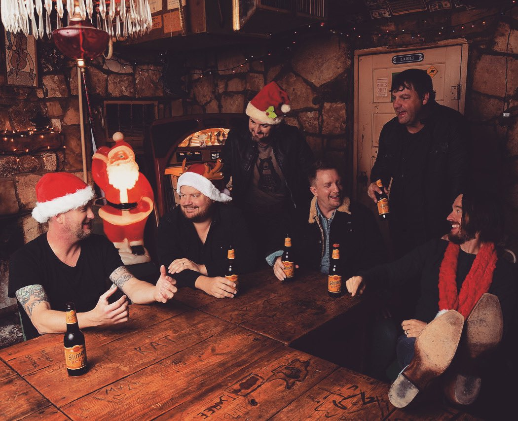 Wishing you a very Merry Christmas from our families to yours! Cheers and much love to you all. - RRB