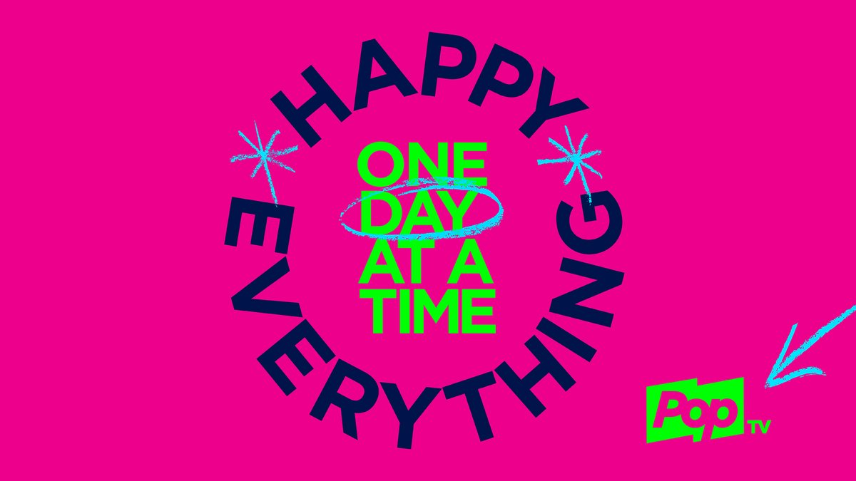 Happy Everything! #ODAAT