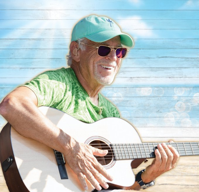 Happy Birthday to my Savior. The guy that gets me through the hard times...Jimmy Buffett