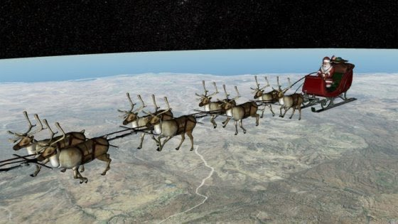NORAD shoots down sleigh after Trump identifies Santa as undocumented. #MAGA #EndThisFuckingNightmare