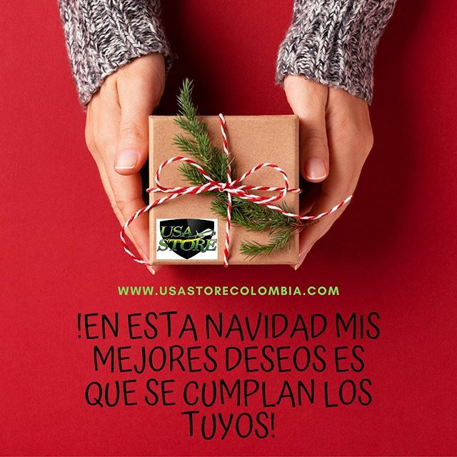 Feliz Navidad les desea USASTORE#enviosusa #casillero #navidad #felicesfiestas #enviosusastore #usastorecolombia #medellin #colombia #envios #encomiendas #casillerovirtual #amazon #ebay #walmart #usastore #navidad2019 #merrycristmas #bogota #cali #regalospic.twitter.com/83vmwnNl8D